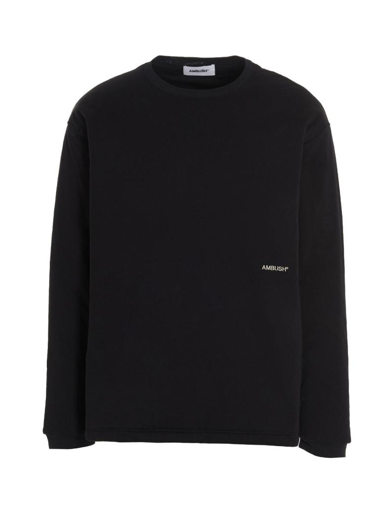 AMBUSH T-shirt - Black