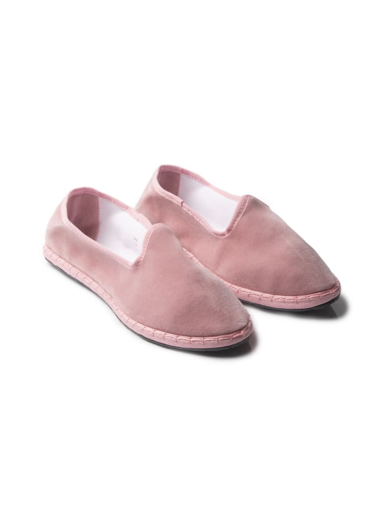 Le Sur Friulana Loafer - pink
