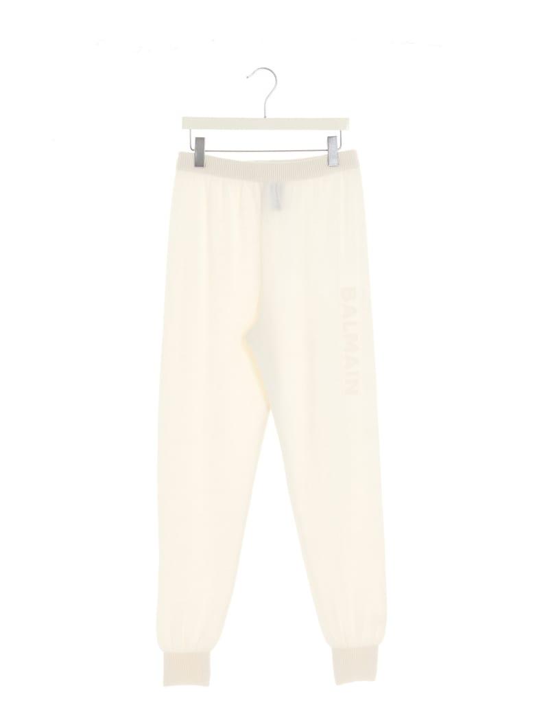 Balmain Pants - White