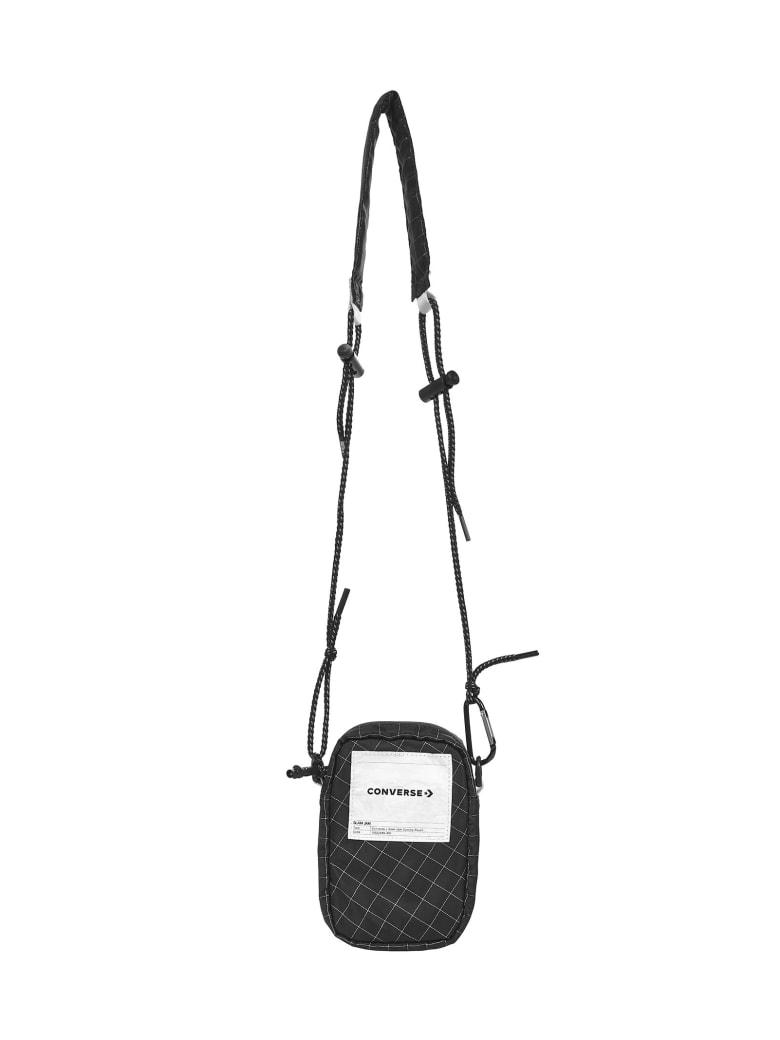 Converse X Slam Jam Comms Shoulder Bag - Black