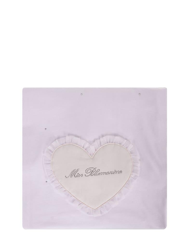 Miss Blumarine Blanket - Pink