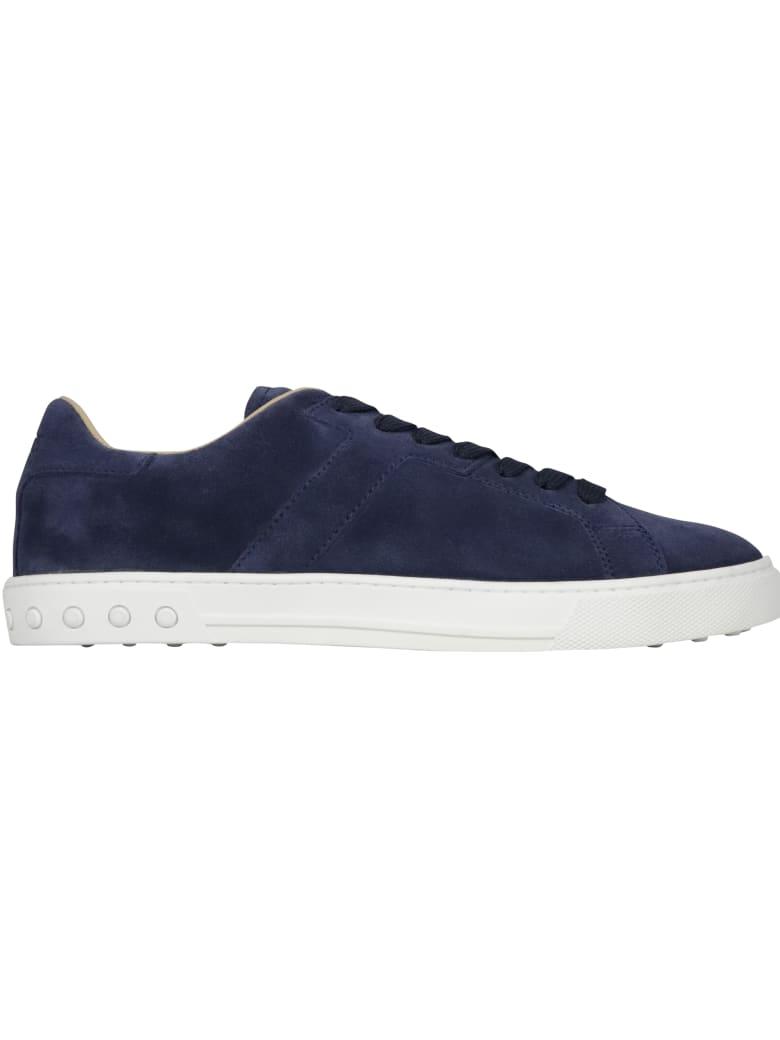 Tod's New Sport Leggero Xy Sneaker - BLUE