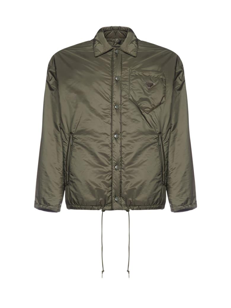 Prada Jacket - Verde