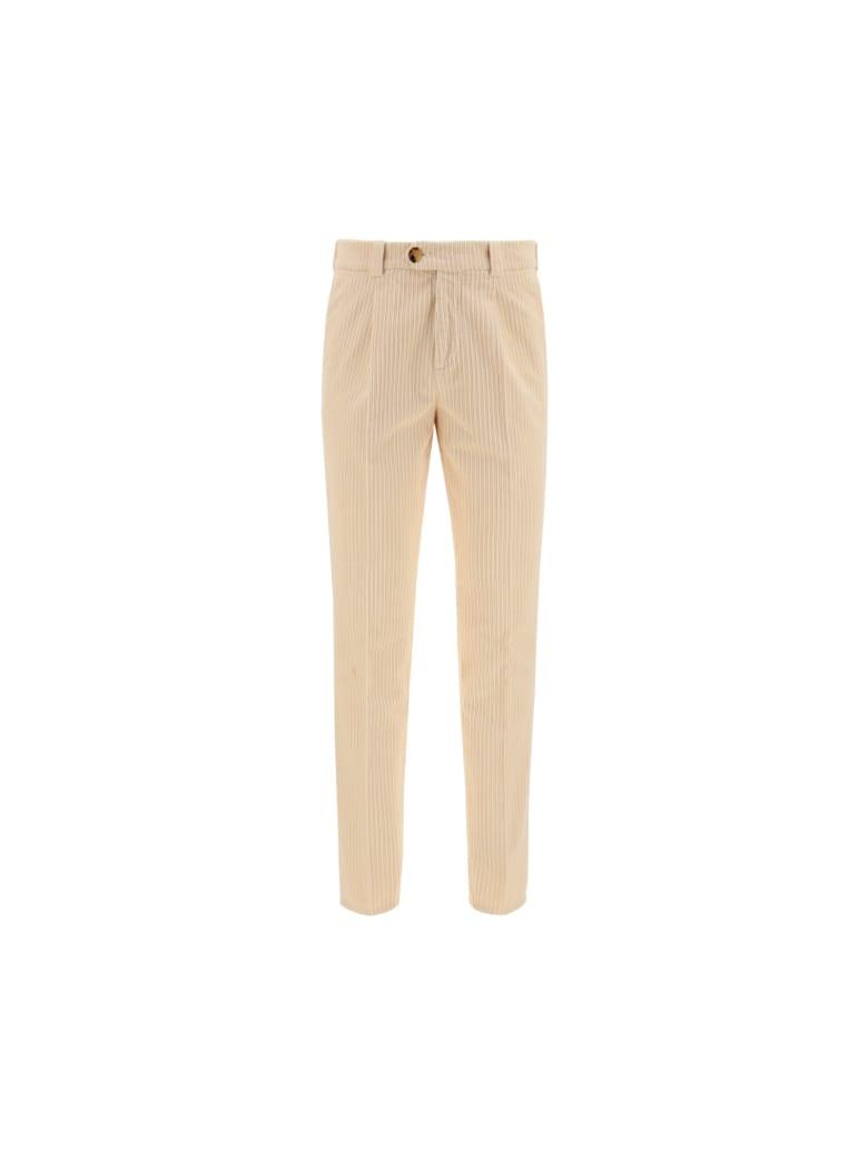 Brunello Cucinelli Pants - Panna