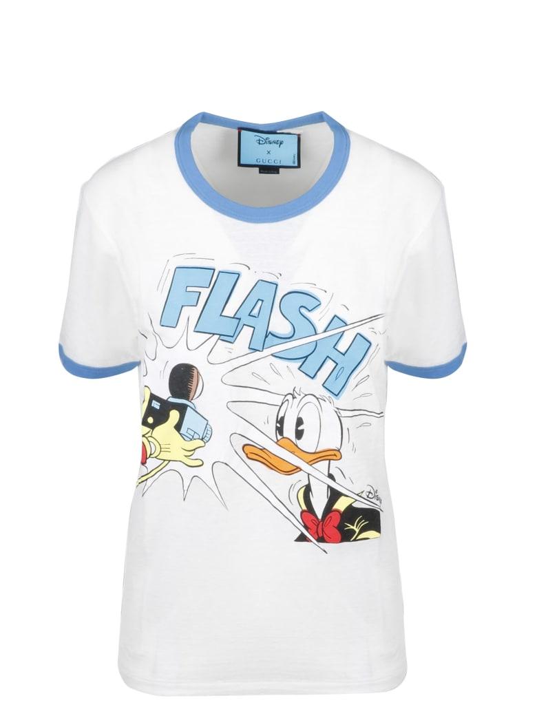 Gucci Disney X T-shirt - Avorio