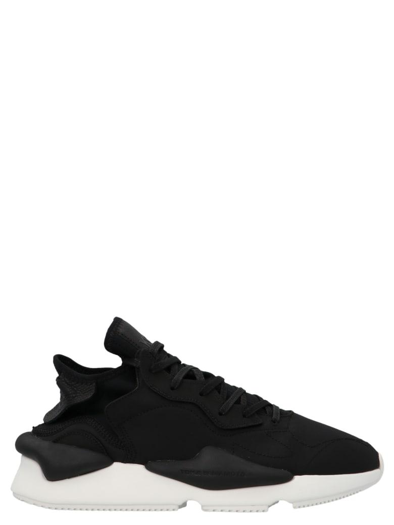 Y-3 'y-3 Kaiwa' Shoes - Nero bianco