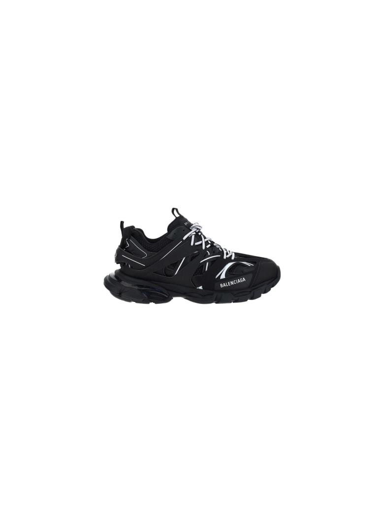 Balenciaga Track Sneakers - Black/white