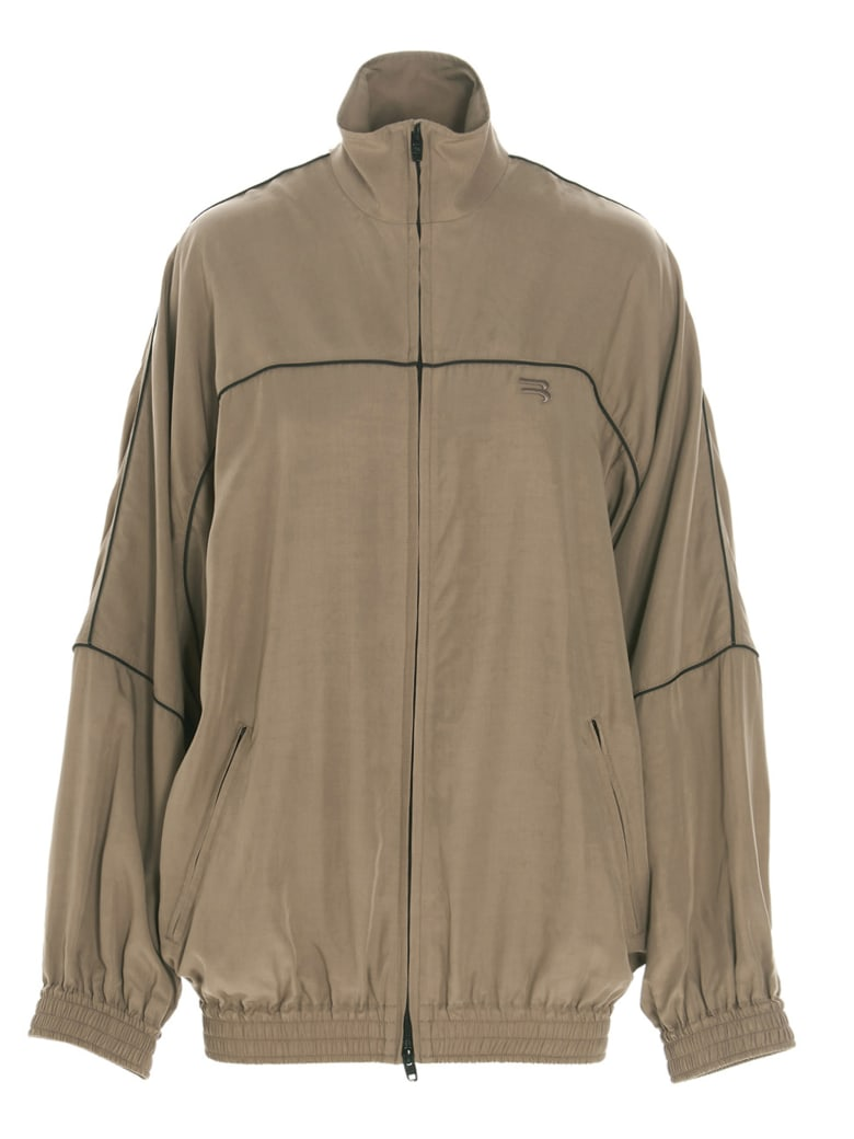 Balenciaga 'tracksuit Jacket' Jacket - Beige