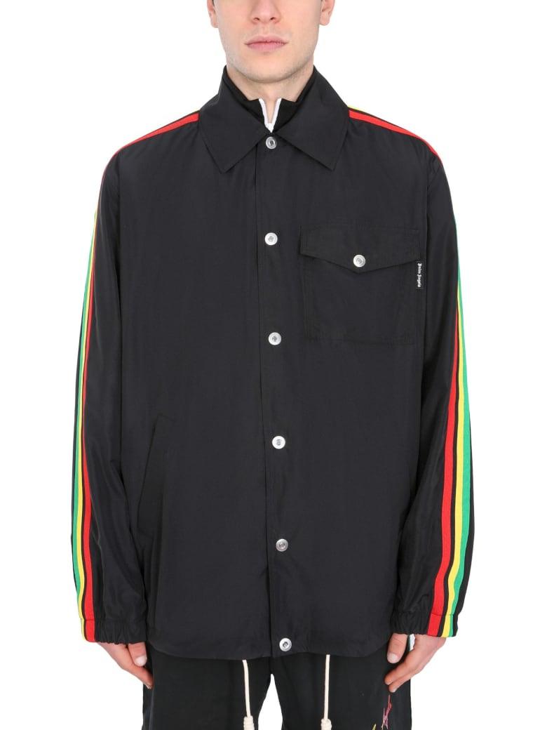 Palm Angels Miami Jacket - Nero e Multicolore