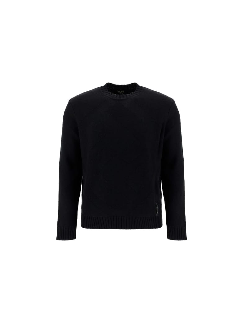 Fendi Sweater - Nero