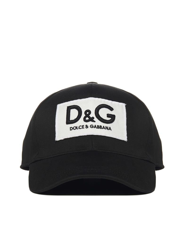 Dolce & Gabbana Hat - Nero panna