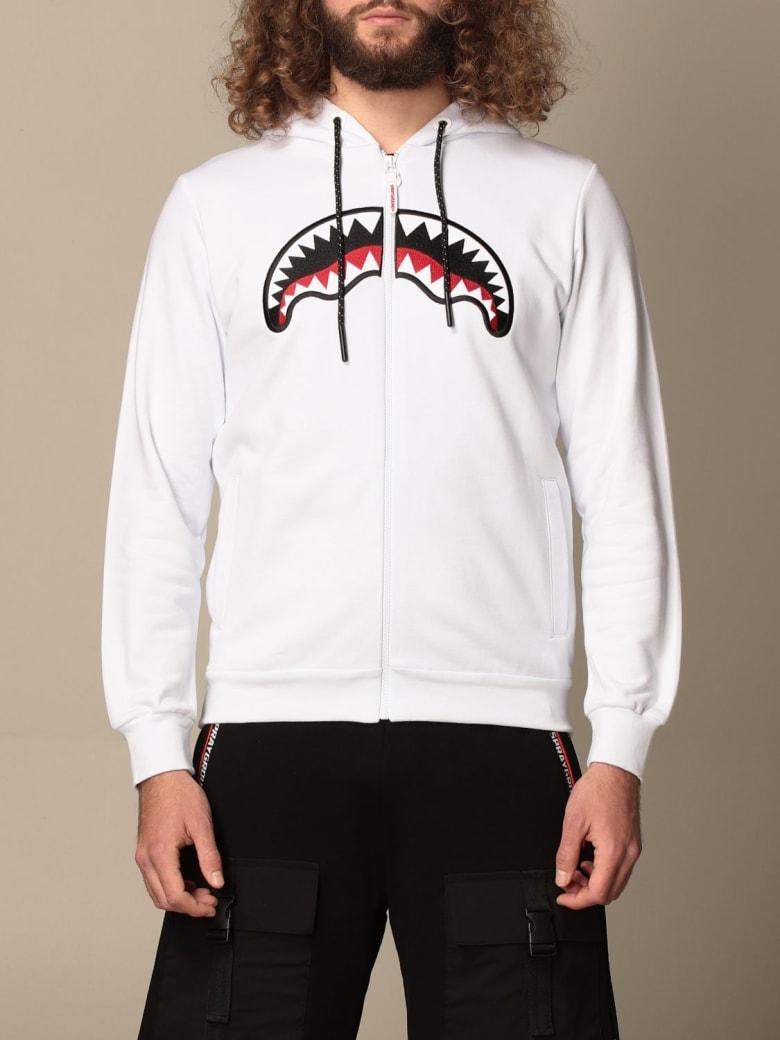 Sprayground Sweatshirt Sweatshirt Men Sprayground - White