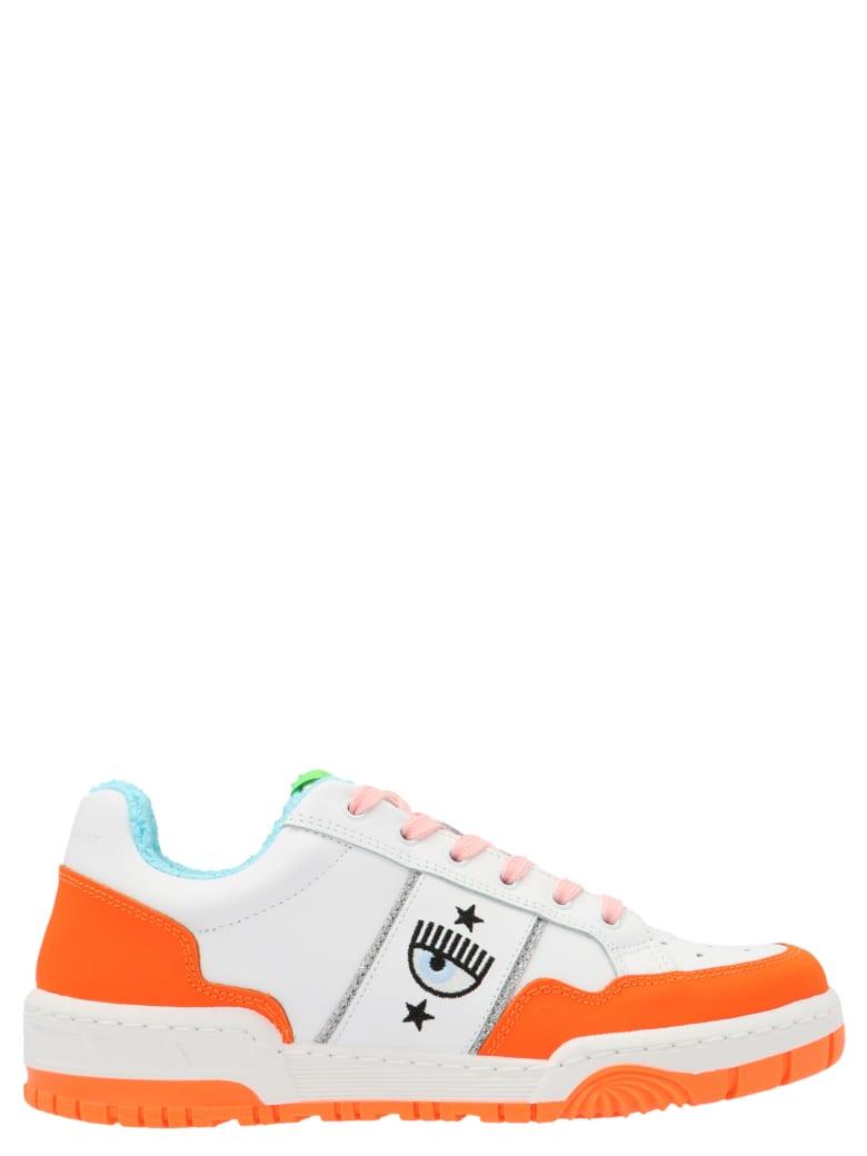 Chiara Ferragni 'cf-1' Shoes - Orange