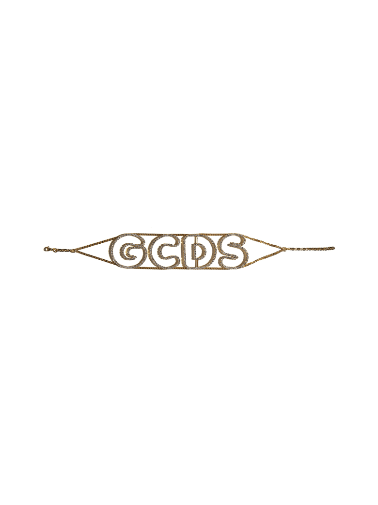 GCDS Necklace - White