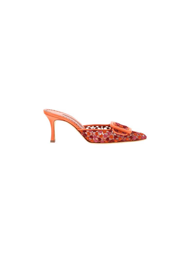Manolo Blahnik Maysale Sandals - Ywov