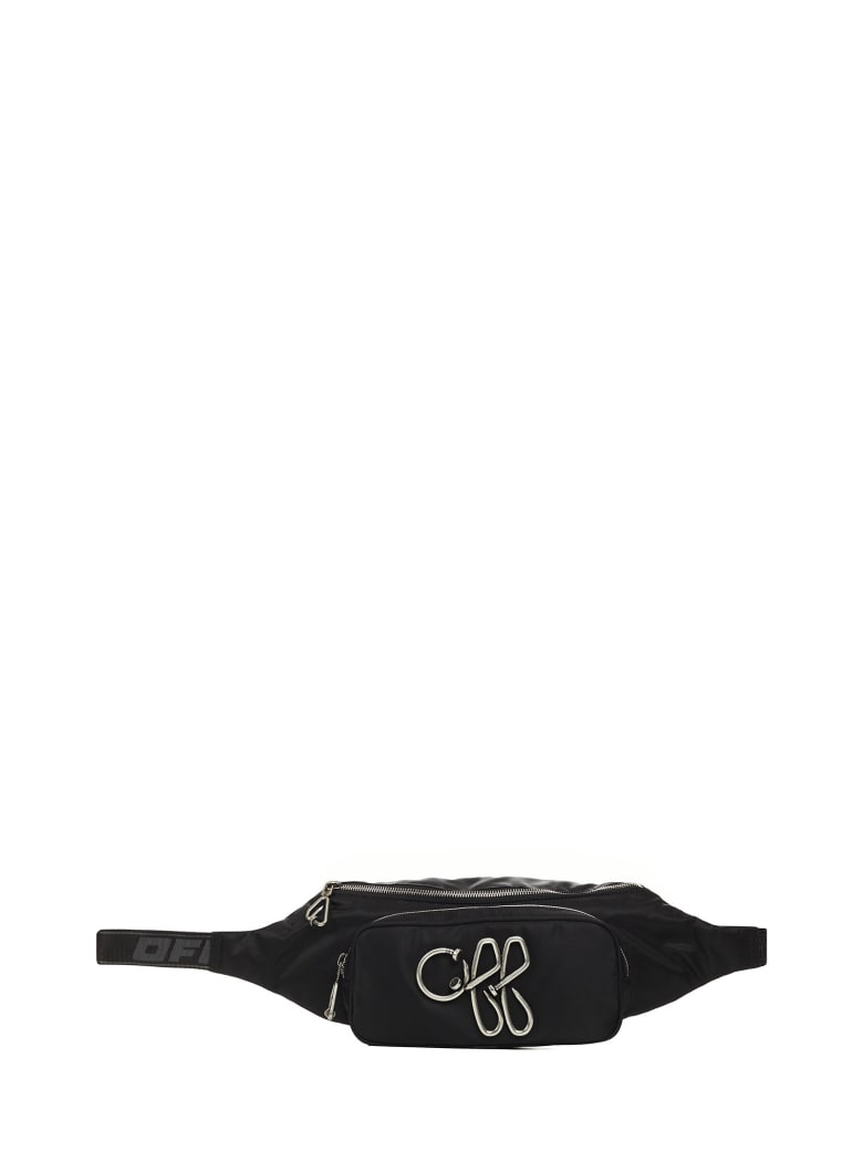 Off-White Belt Bag - Black