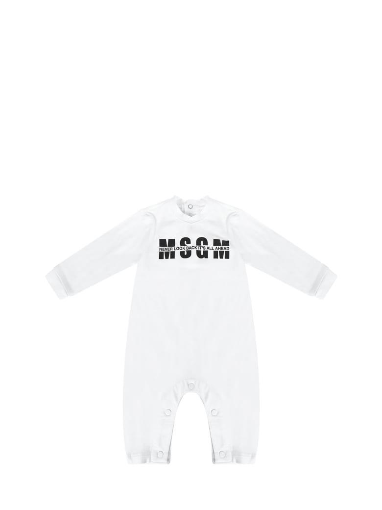 MSGM Set Msgm Kids - White