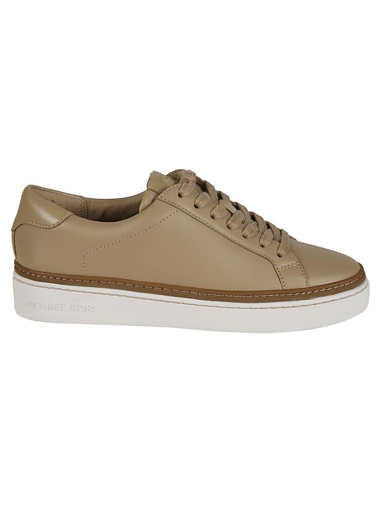 Michael Kors Chapman Lace-up Sneakers - Camel