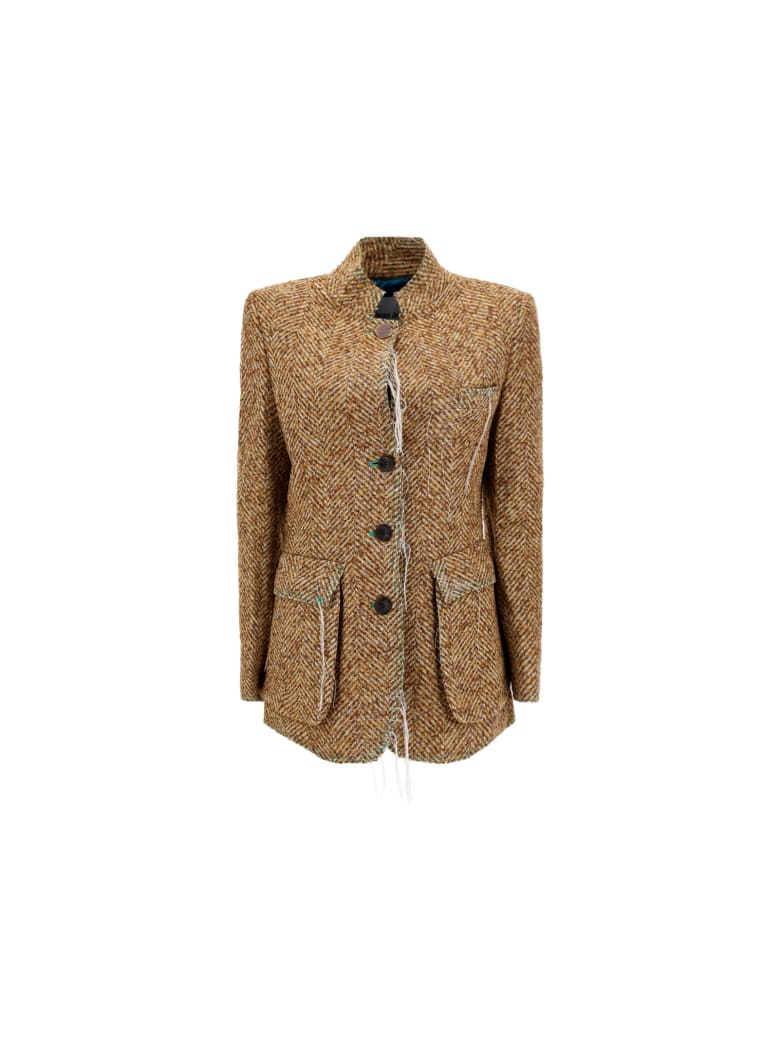 Andersson Bell Jacket - Light brown