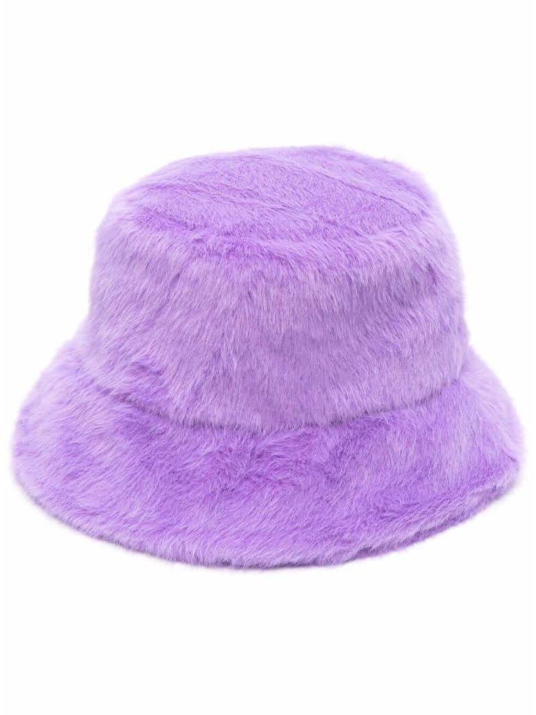 STAND STUDIO Wera Bucket Hat - Violet