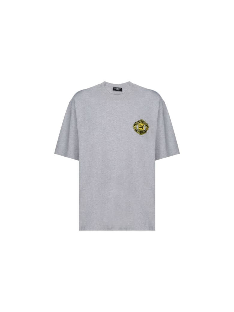 Balenciaga T-shirt - Heather grey
