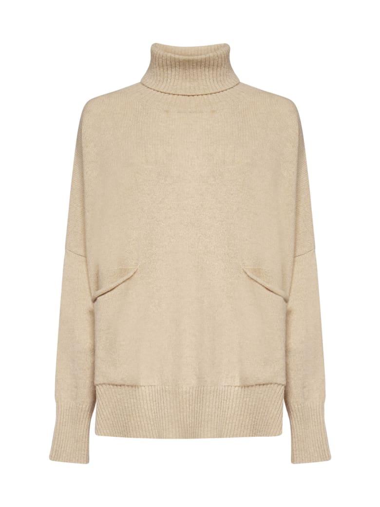 Ma'ry'ya Sweater - Beige