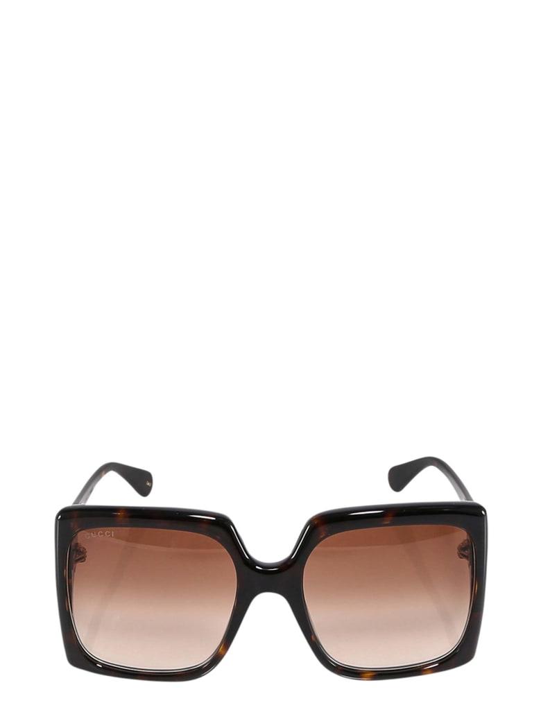 Gucci Sunglasses - Brown