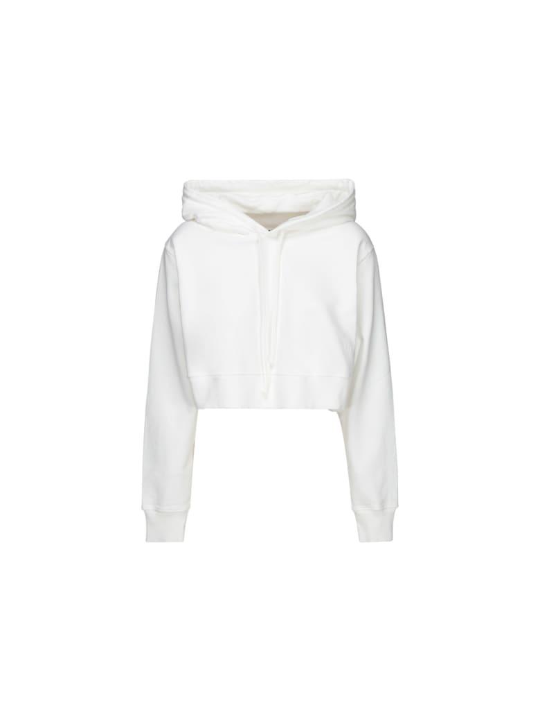 MM6 Maison Margiela Mm6 Hoodie - Off white