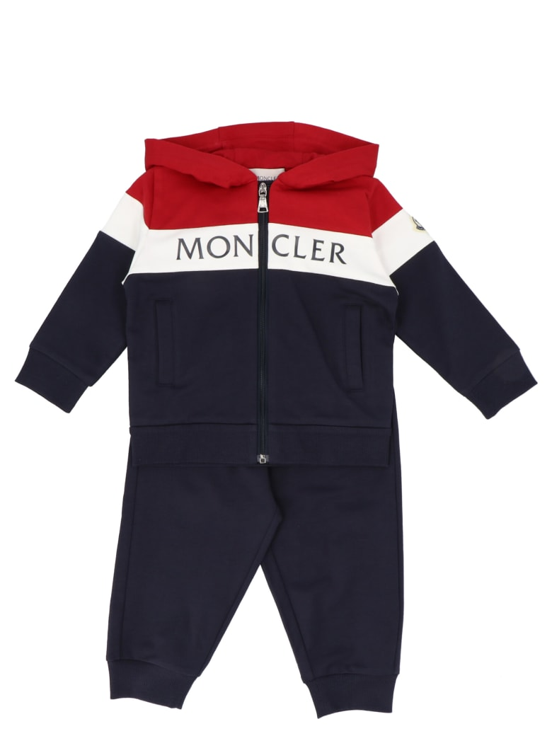 Moncler Baby Set - Multicolor