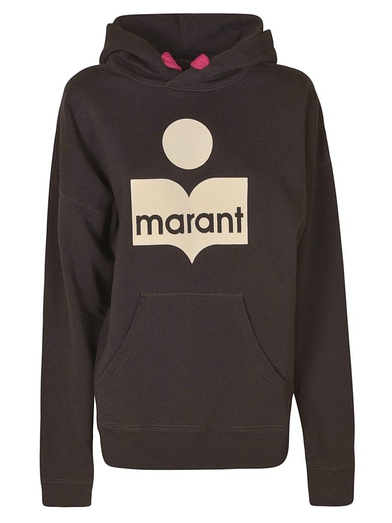 Isabel Marant Mansel Sweatshirt - Faded Black