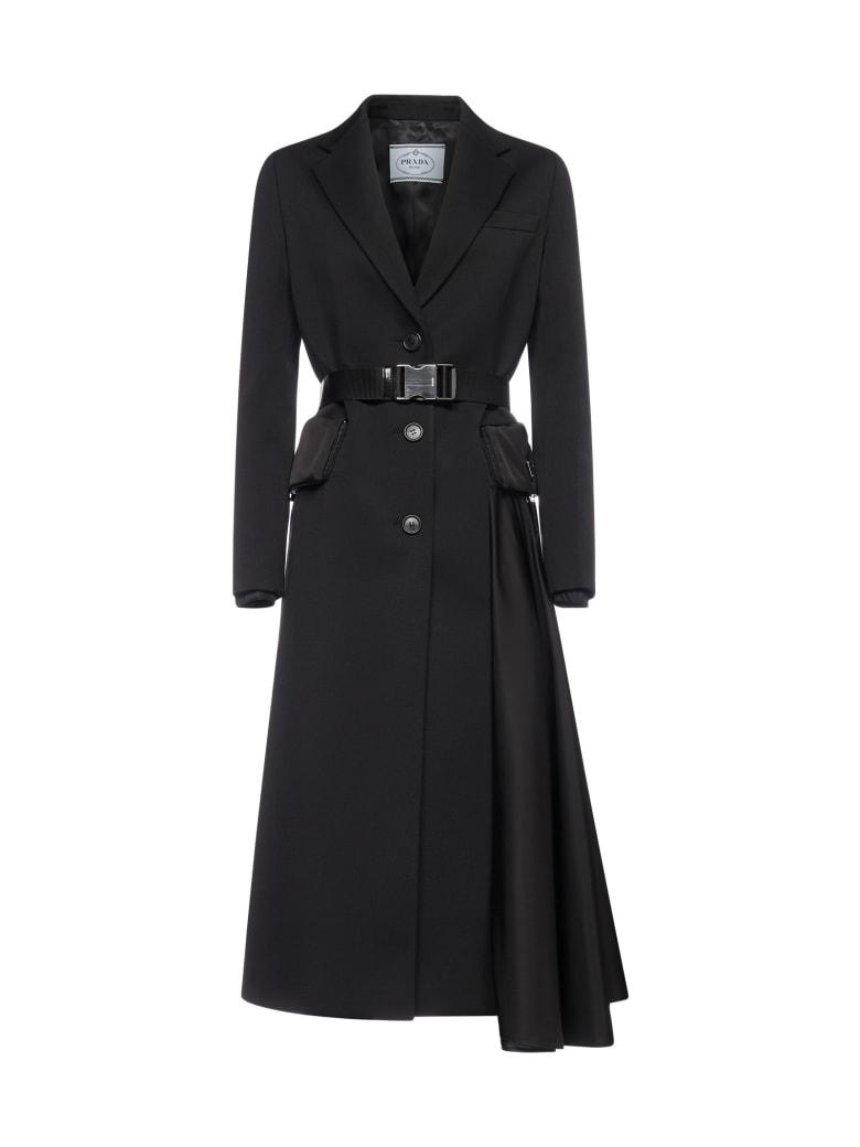 Prada Coat - Nero nero