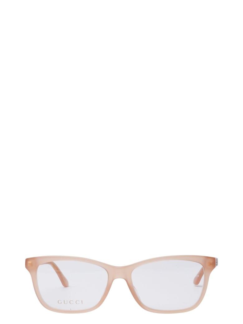 Gucci Gucci Gg0731o Pink Glasses - Pink