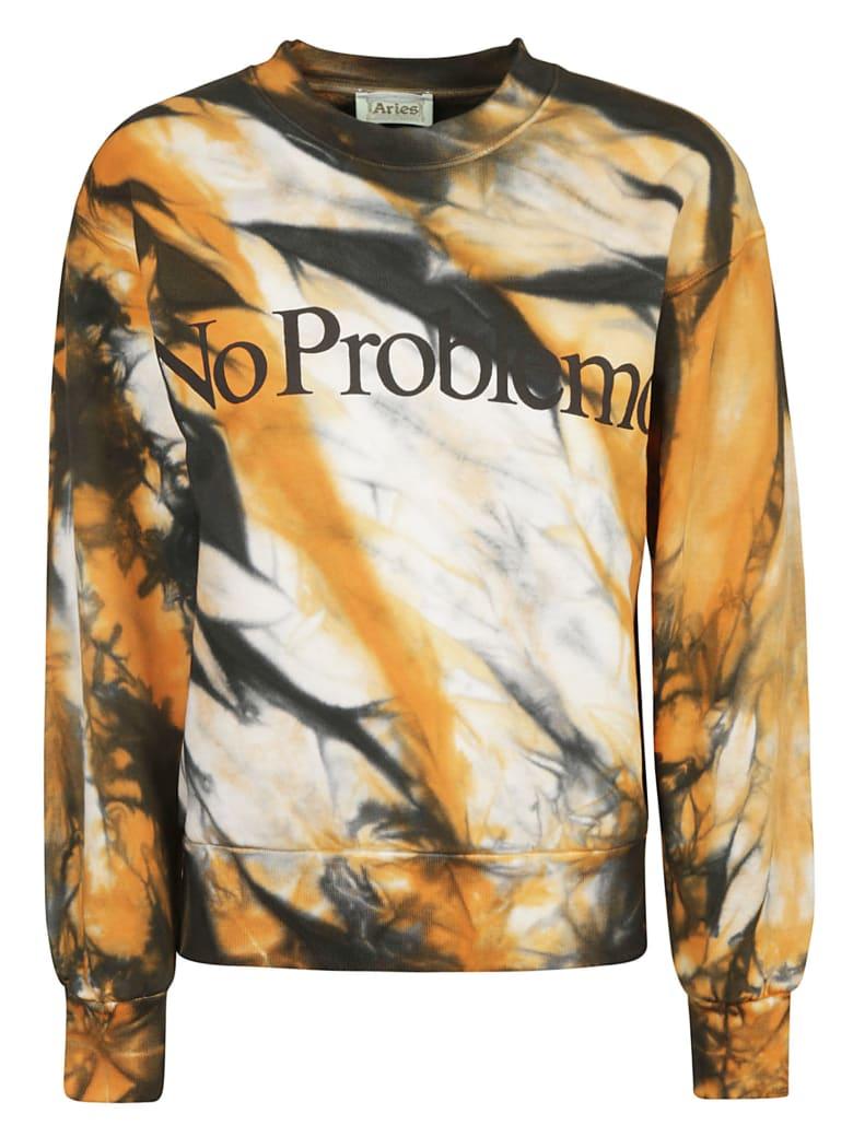 Aries No Problemo Sweatshirt - Multicolor
