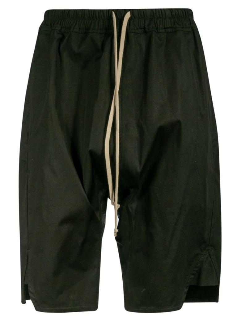 Rick Owens Basket Swingers Shorts - Black