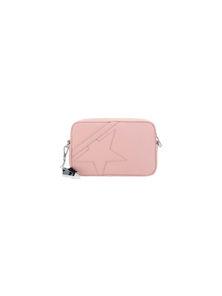 Golden Goose Star Shoulder Bag - Rose quartz