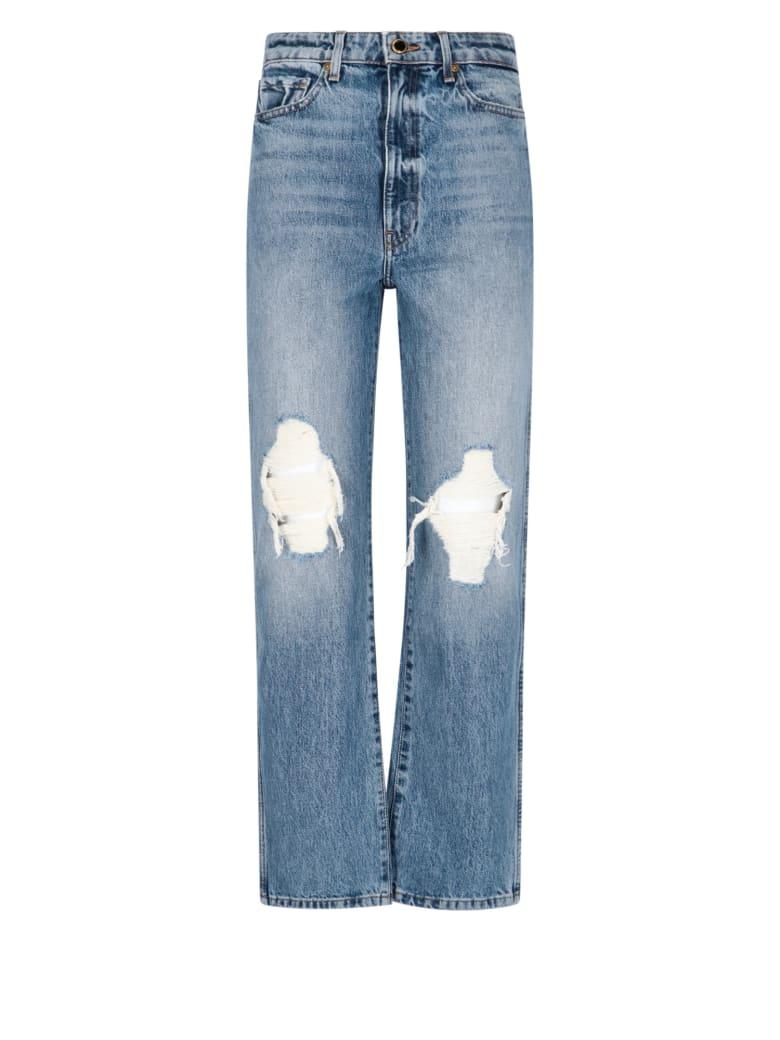 Khaite Jeans - Light blue