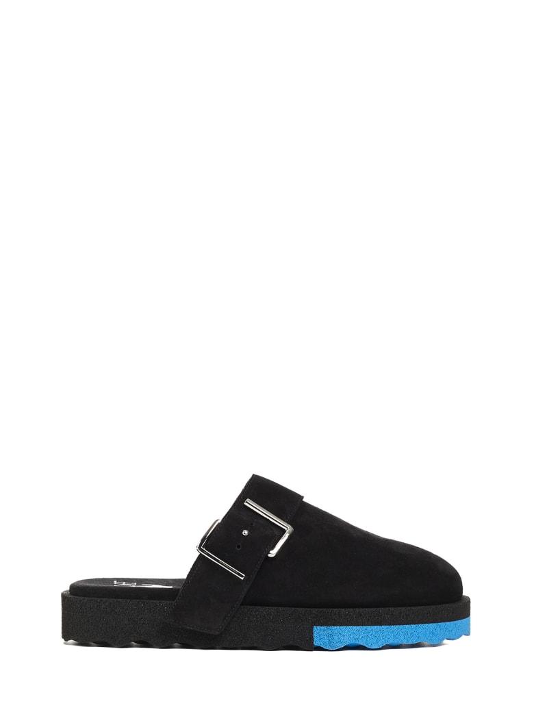 Off-White Sandals - Nero/blu