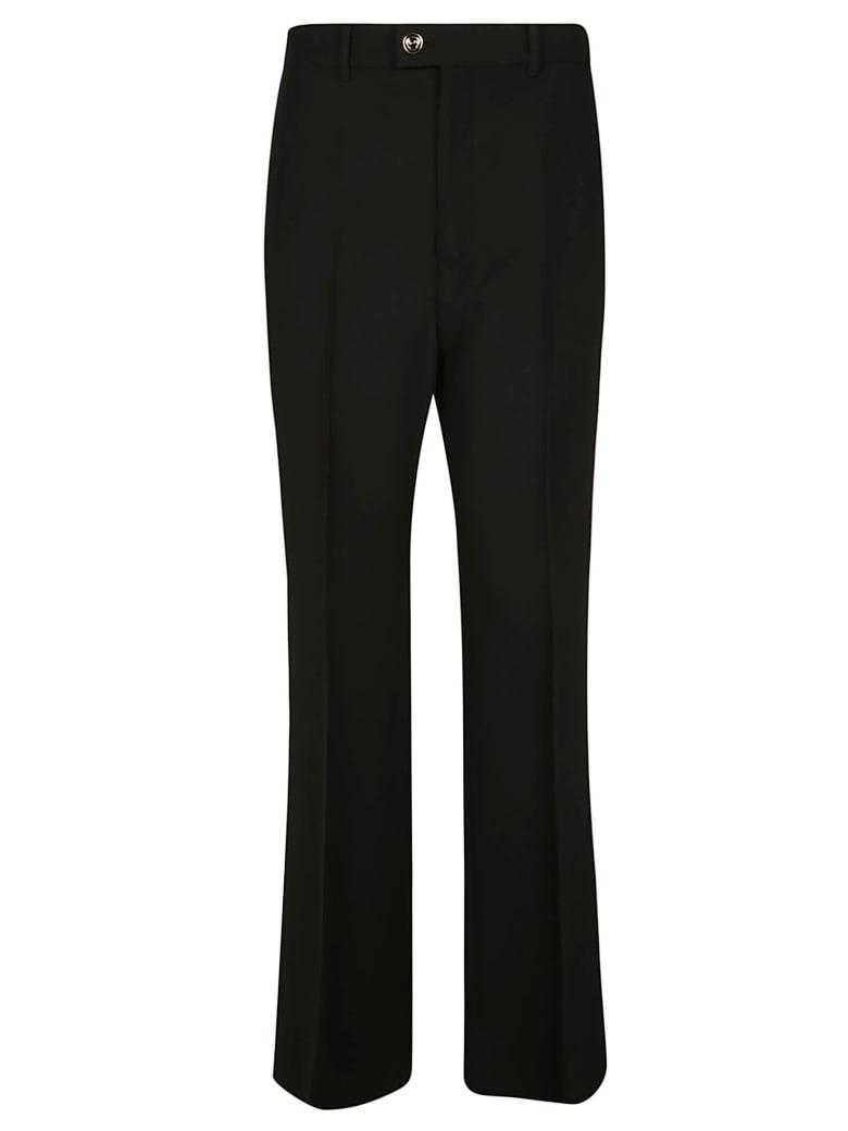 Gucci Flared Leg Trousers - Black
