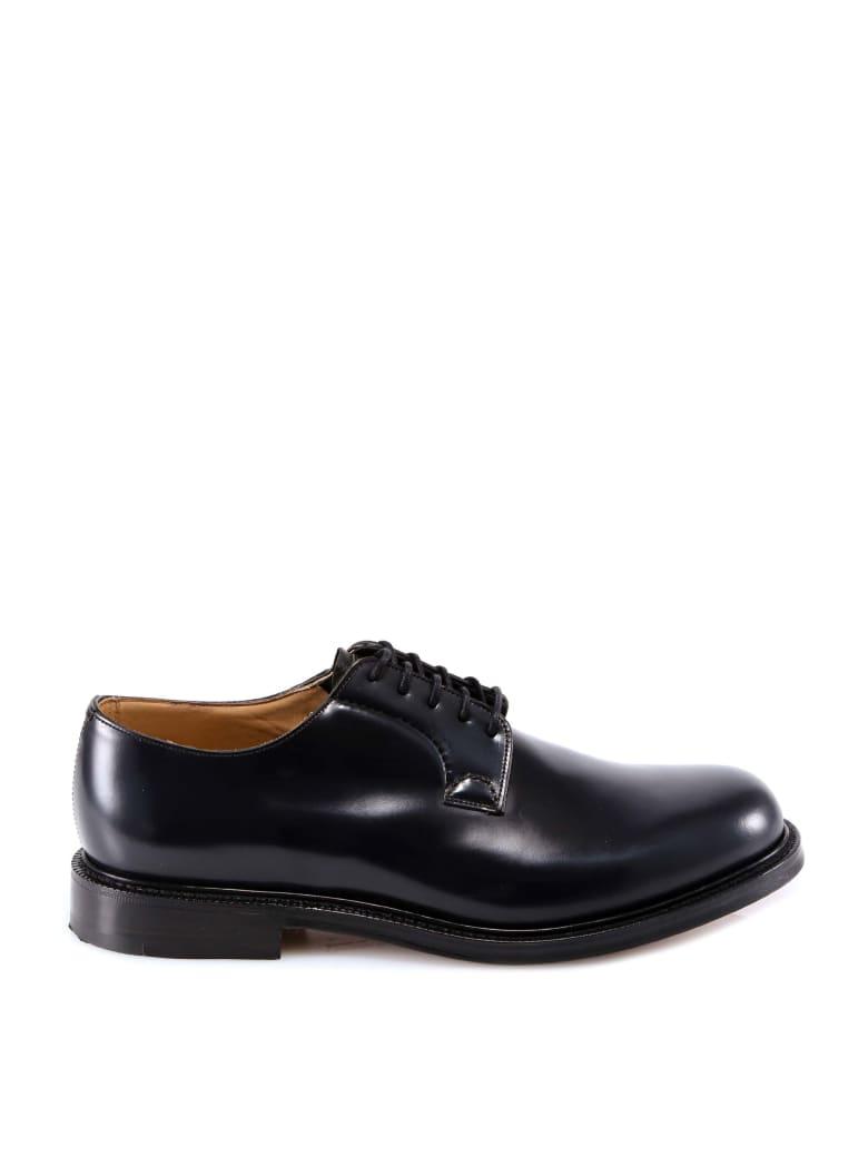 Church's Shannon Shoes - Blue
