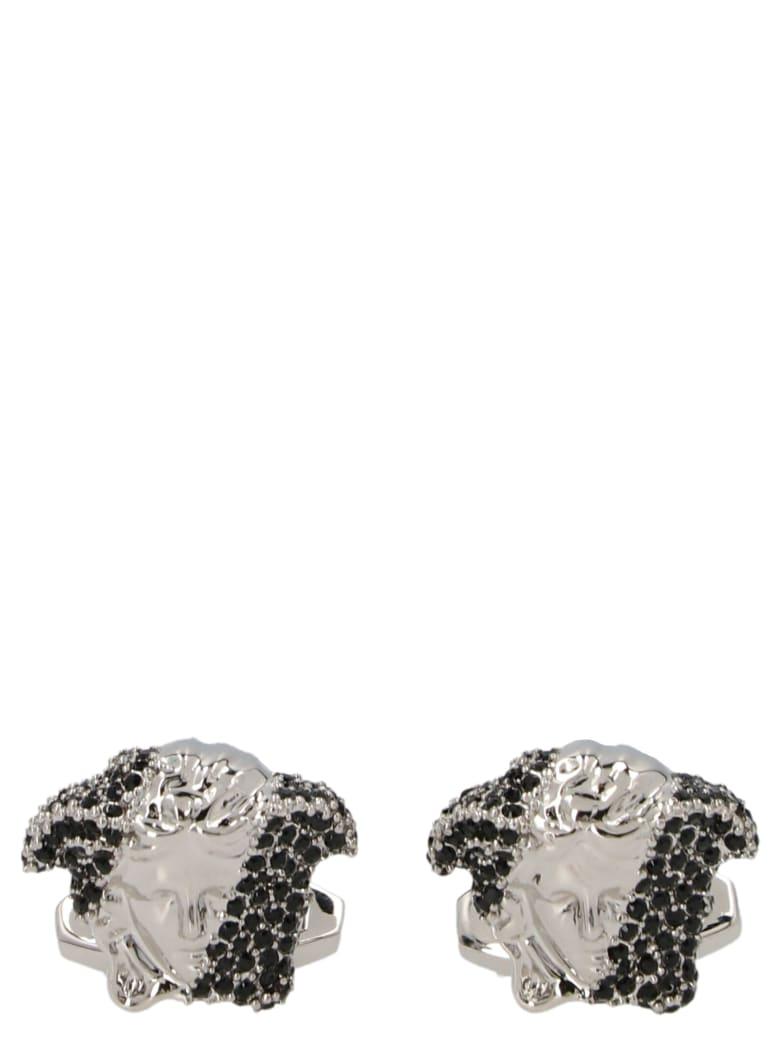 Versace 'medusa' Cufflinks - SILVER