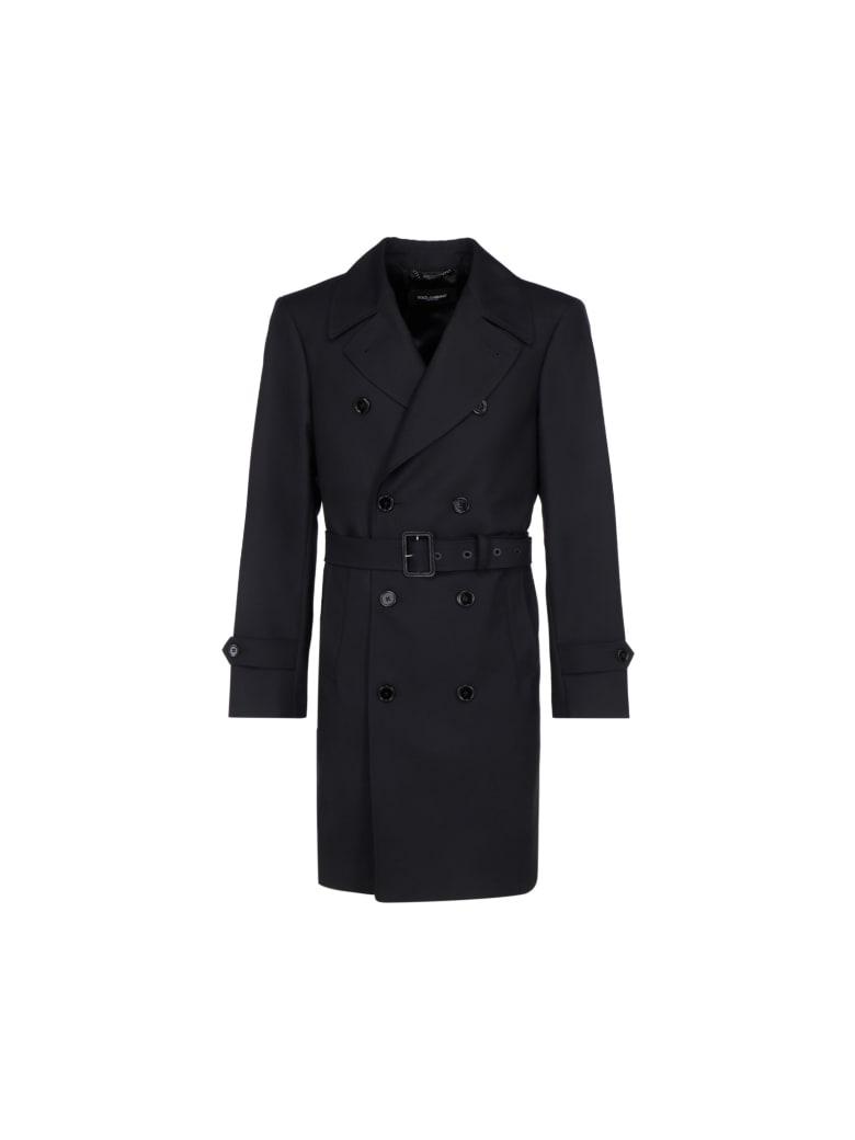 Dolce & Gabbana Trench Coat - Nero
