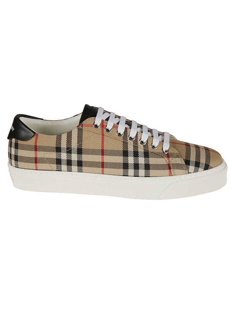 Burberry Rangleton Sneakers - Archive Beige