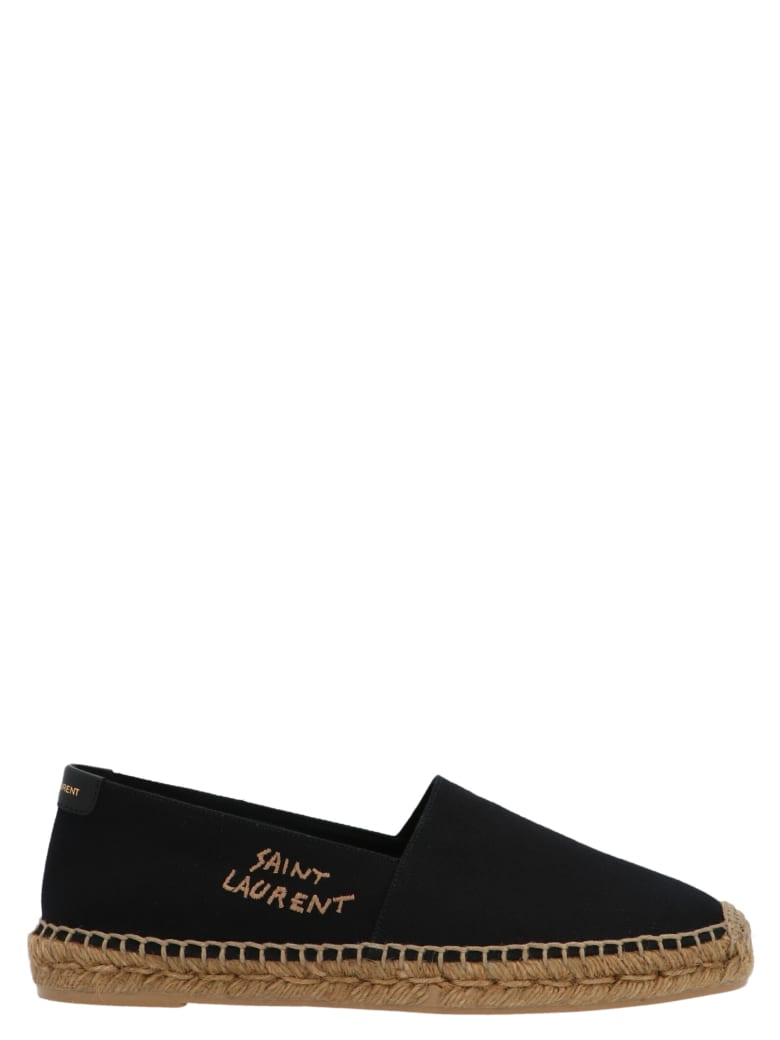 Saint Laurent Shoes - Nero