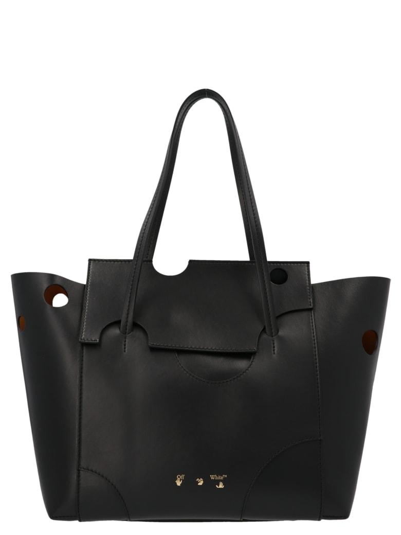 Off-White 'burrow' Bag - Black