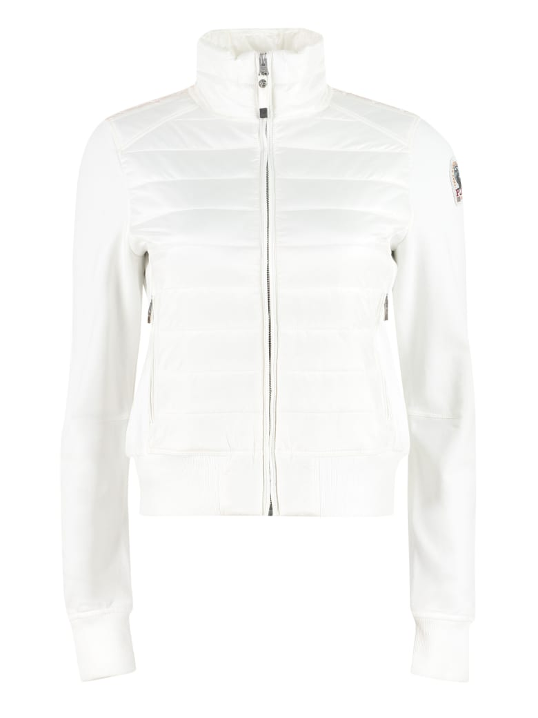 Parajumpers Rosy Padded Jacket - White