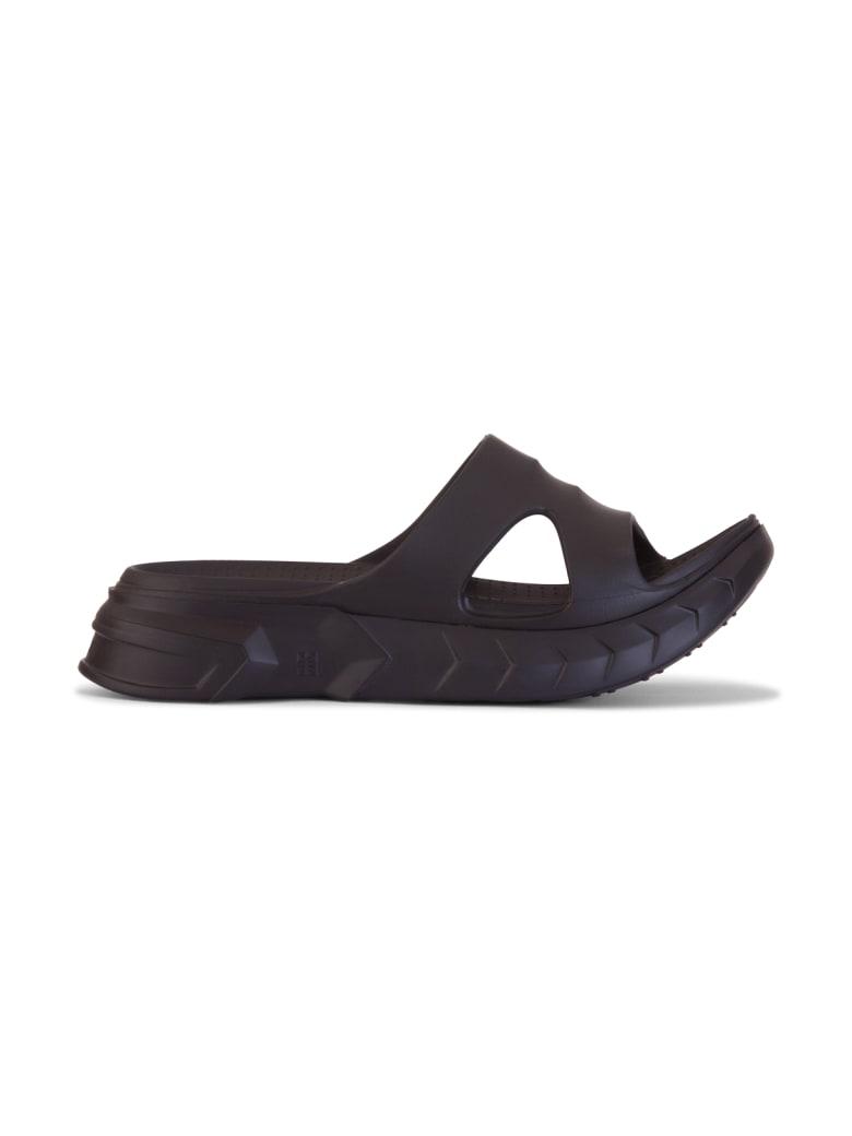 Givenchy Marshmallow Slide Sandals - NERO
