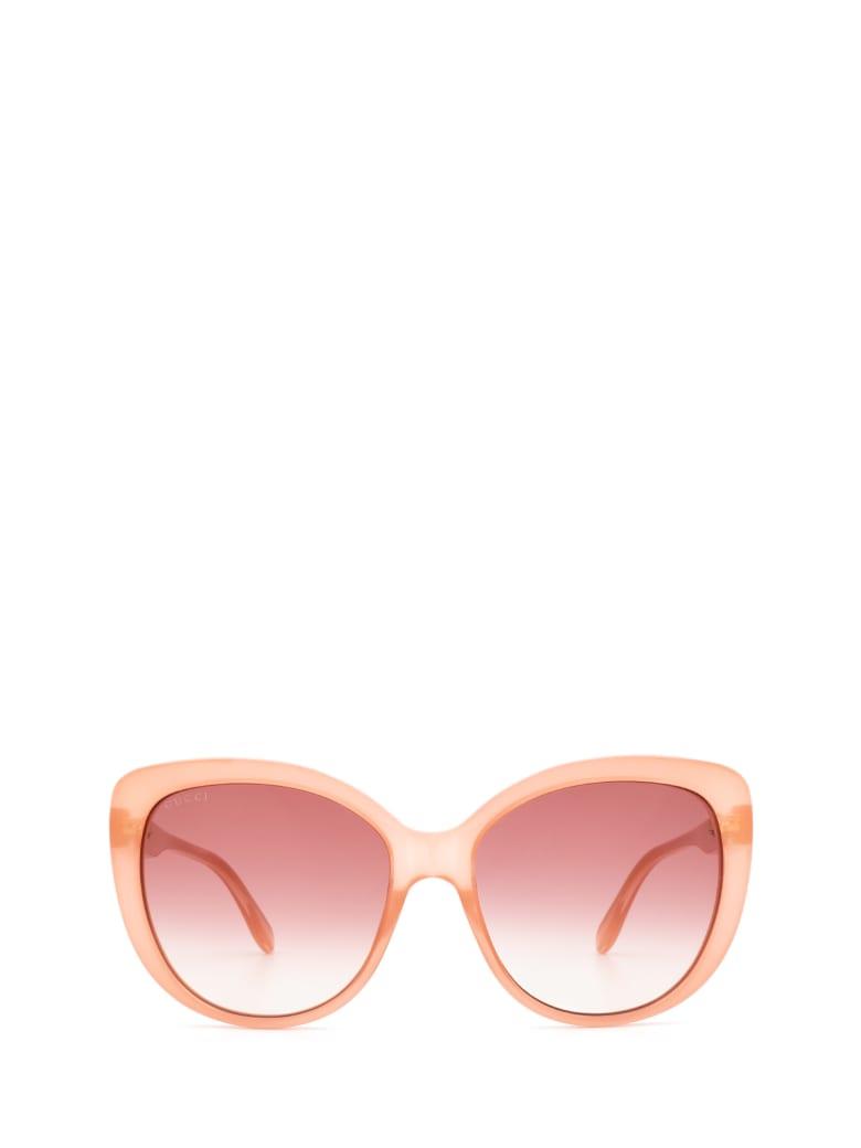 Gucci Gucci Gg0789s Pink Sunglasses - Pink
