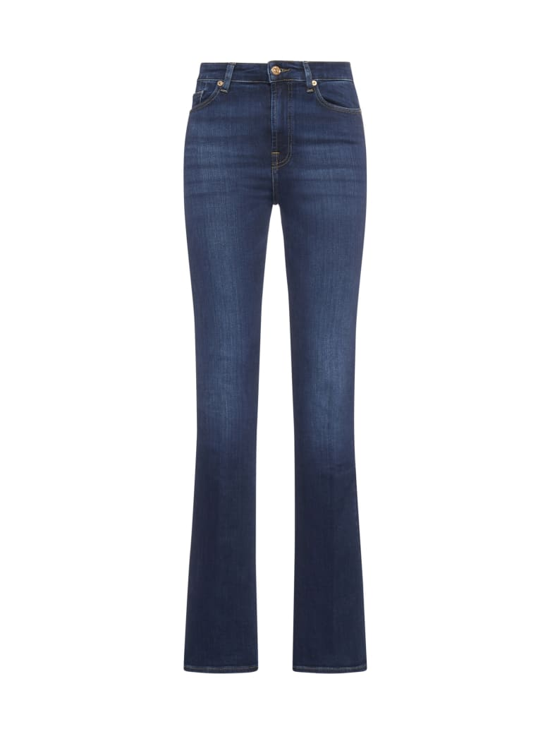 7 For All Mankind Jeans - Dark blue