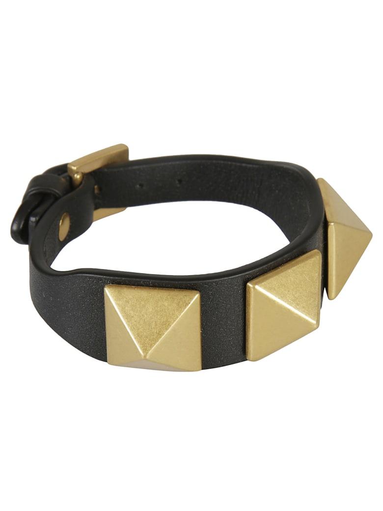 Valentino Garavani Spike Bracelet - Black
