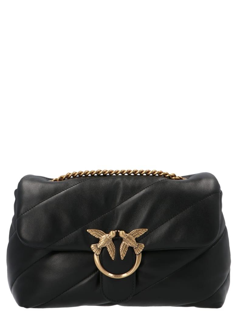 Pinko 'love Lady Puff' Bag - Black
